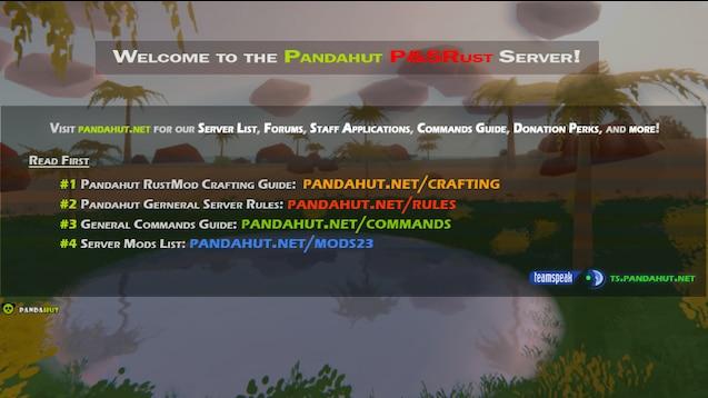 Steam Workshop :: P&S Rust Map V2