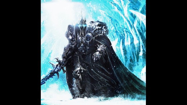 Steam Workshop Warcraft Wallpaper Arthas Lich King