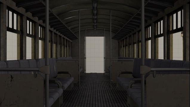 Steam Workshop :: Pre-war Passenger Train Cars