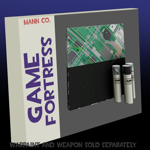 Warpaint: Game Fortress Classic