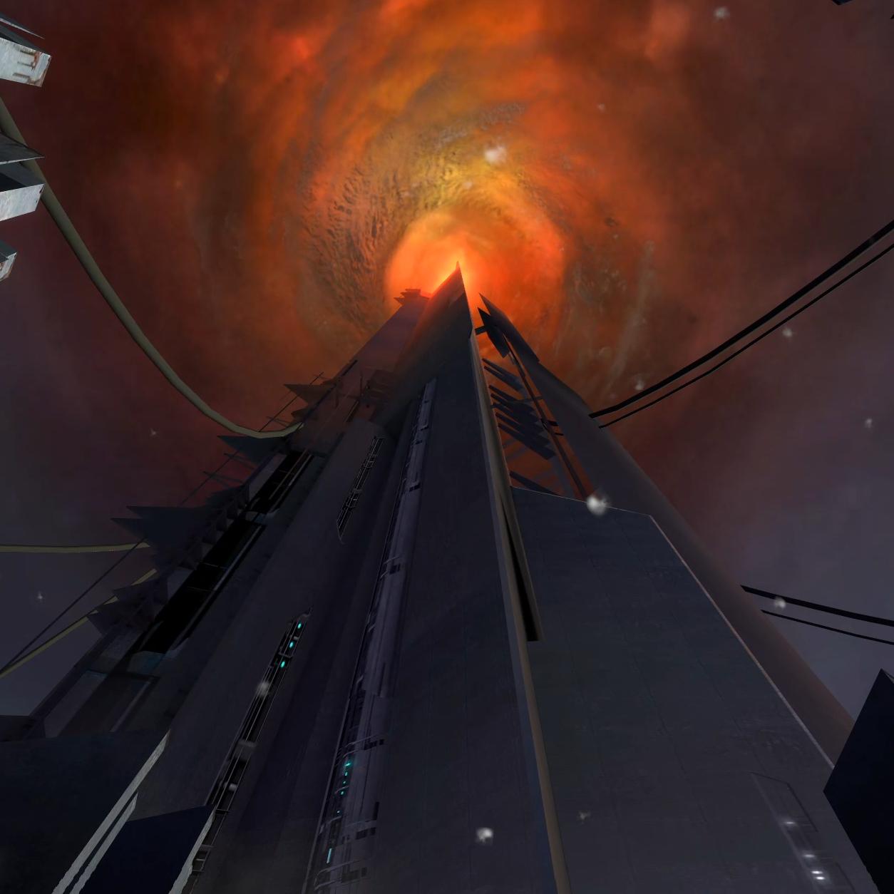 Steam Workshop Half Life 2 Ep1 Citadel View Looped 21 9