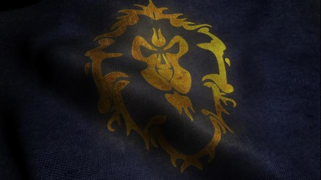 Steam Workshop Alliance Waving Flag 4k World Of Warcraft