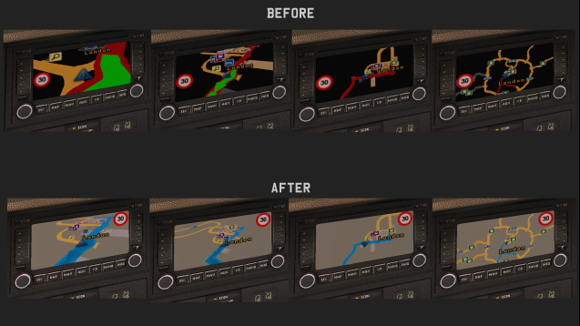 Steam Workshop :: GPS Pro & Recolor (for Promods)