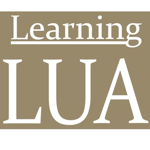 Steam Community :: Guide :: Learning Lua - A beginner's
