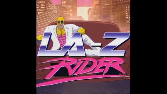 Steam Workshop The Simpsons La Z Rider Carpenter Brut