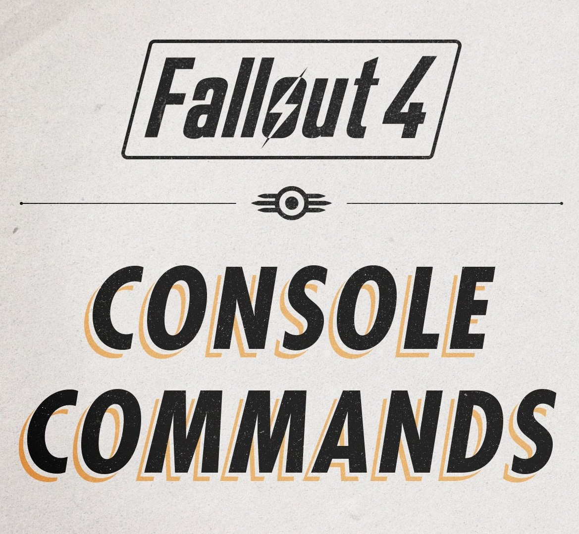fallout 4 carry weight console command