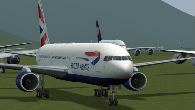 Steam Workshop :: British Airways Pack