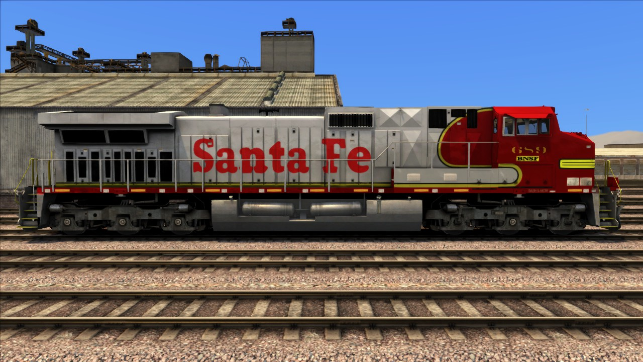 Steam Community Guide How To Realistic Up And Bnsf Train