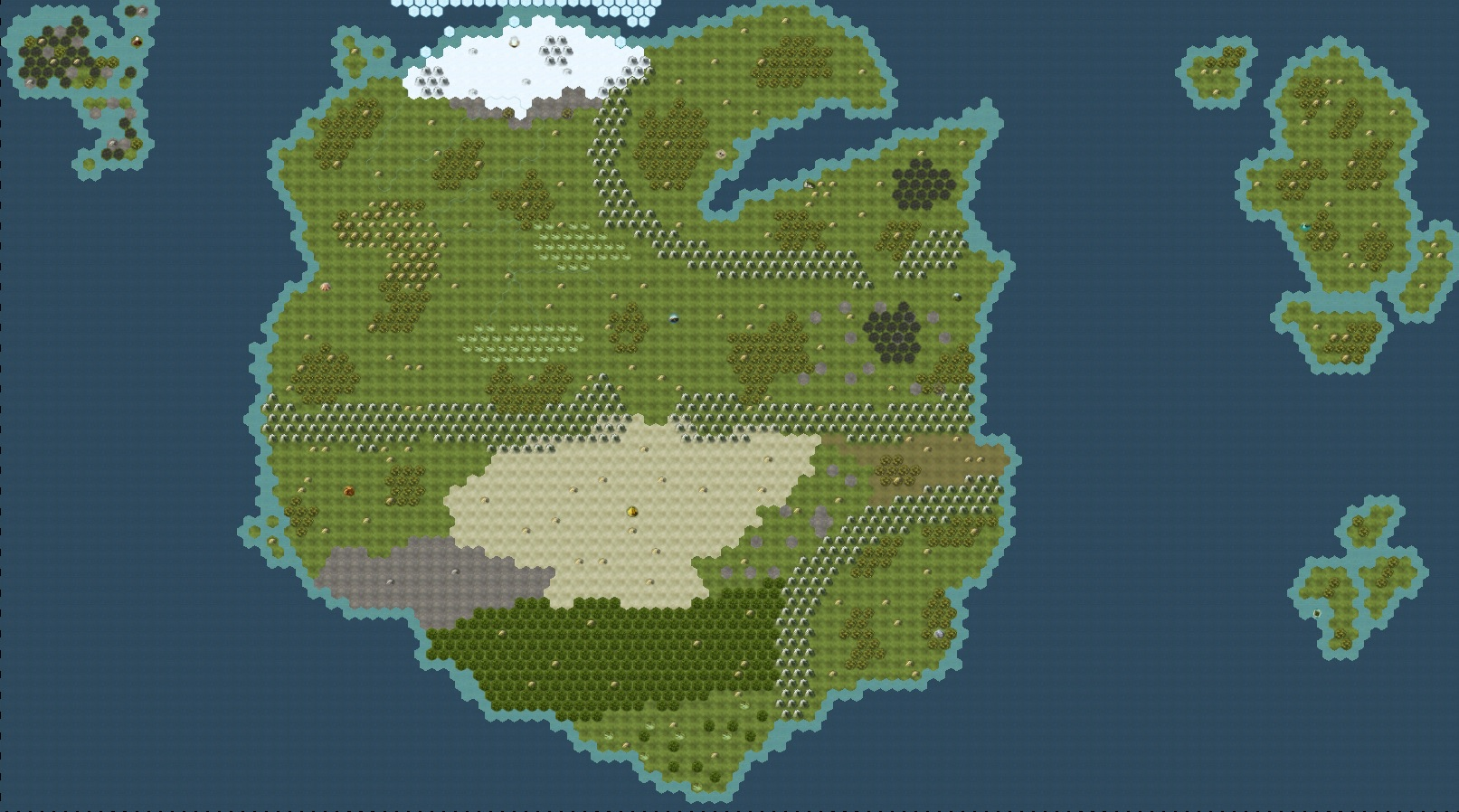 Runeterra Map on
