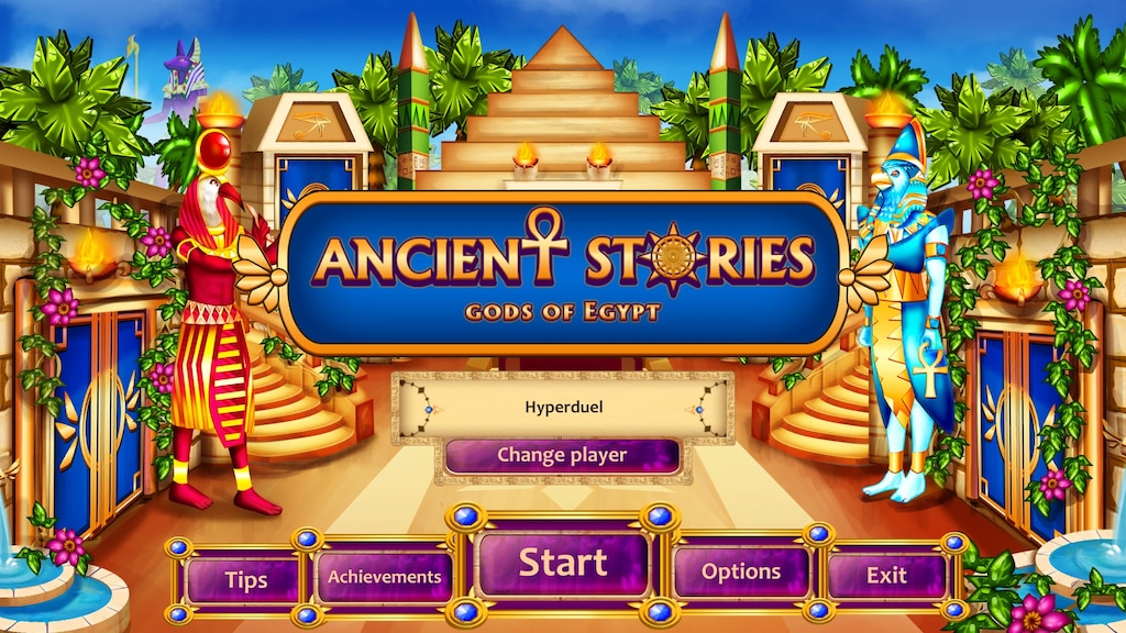 Steam Community :: Ancient Stories: Gods of Egypt