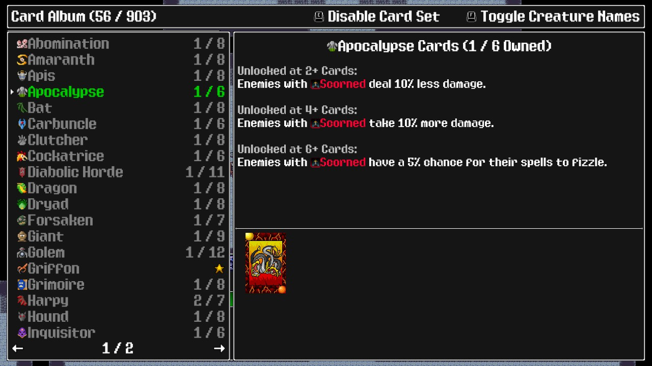 Creature Cards image 7