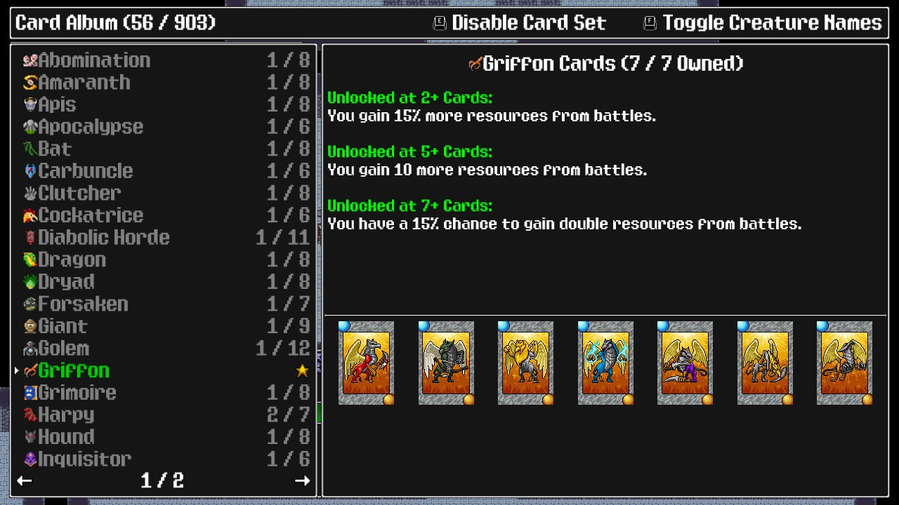 Creature Cards image 8