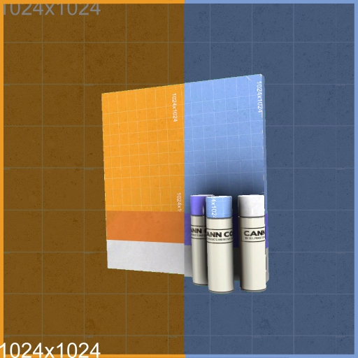 The Developer's paint-job