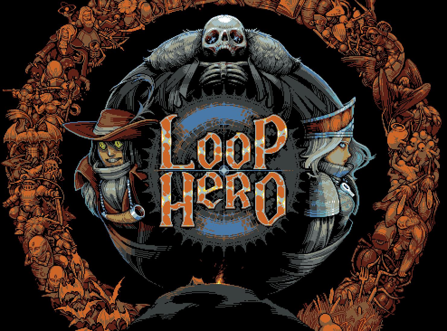 Как играть за некроманта в Loop Hero