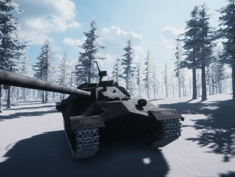 IS-7 (Object 260) image 1