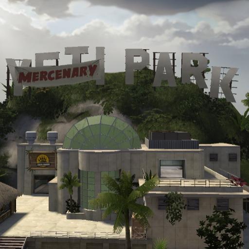 Mercenary Park Pro