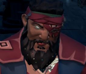 Проходим легенду о блестящей бороде в Sea of Thieves