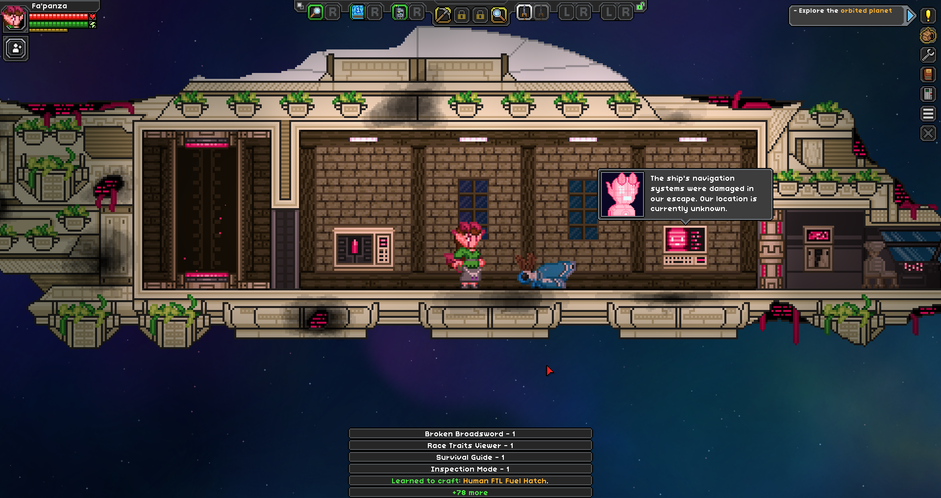Starbound Race Traits Mod Patch Guide