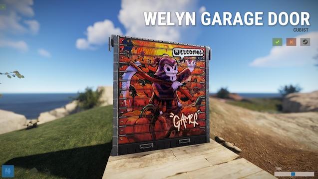 Steam Workshop Welyn Garage Door
