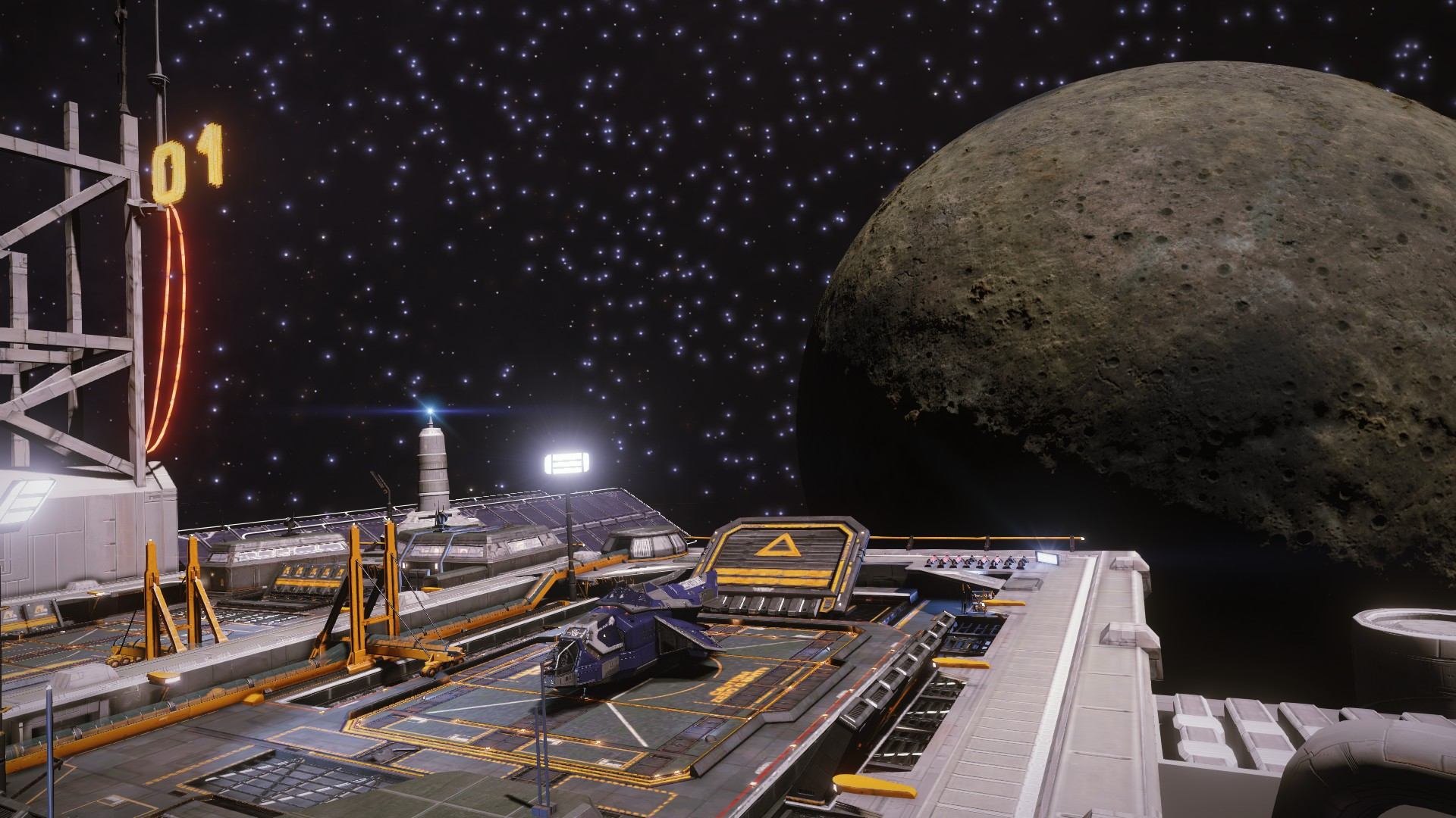 Colonia Orbital