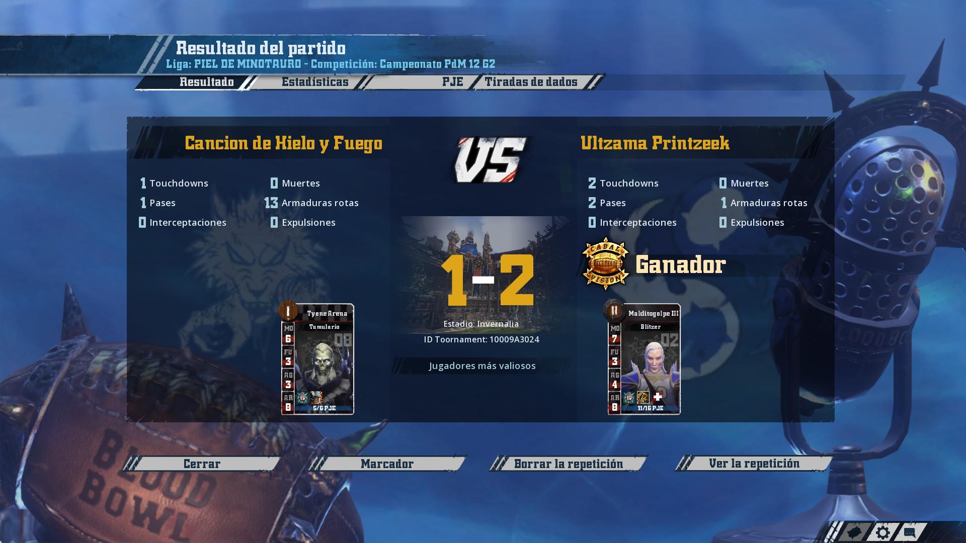 Campeonato Piel de Minotauro 12 - Grupo 2 - Jornada 6 hasta el 30 de Mayo 560C555AD46BC199A44C138564D3AABEA9771D6E
