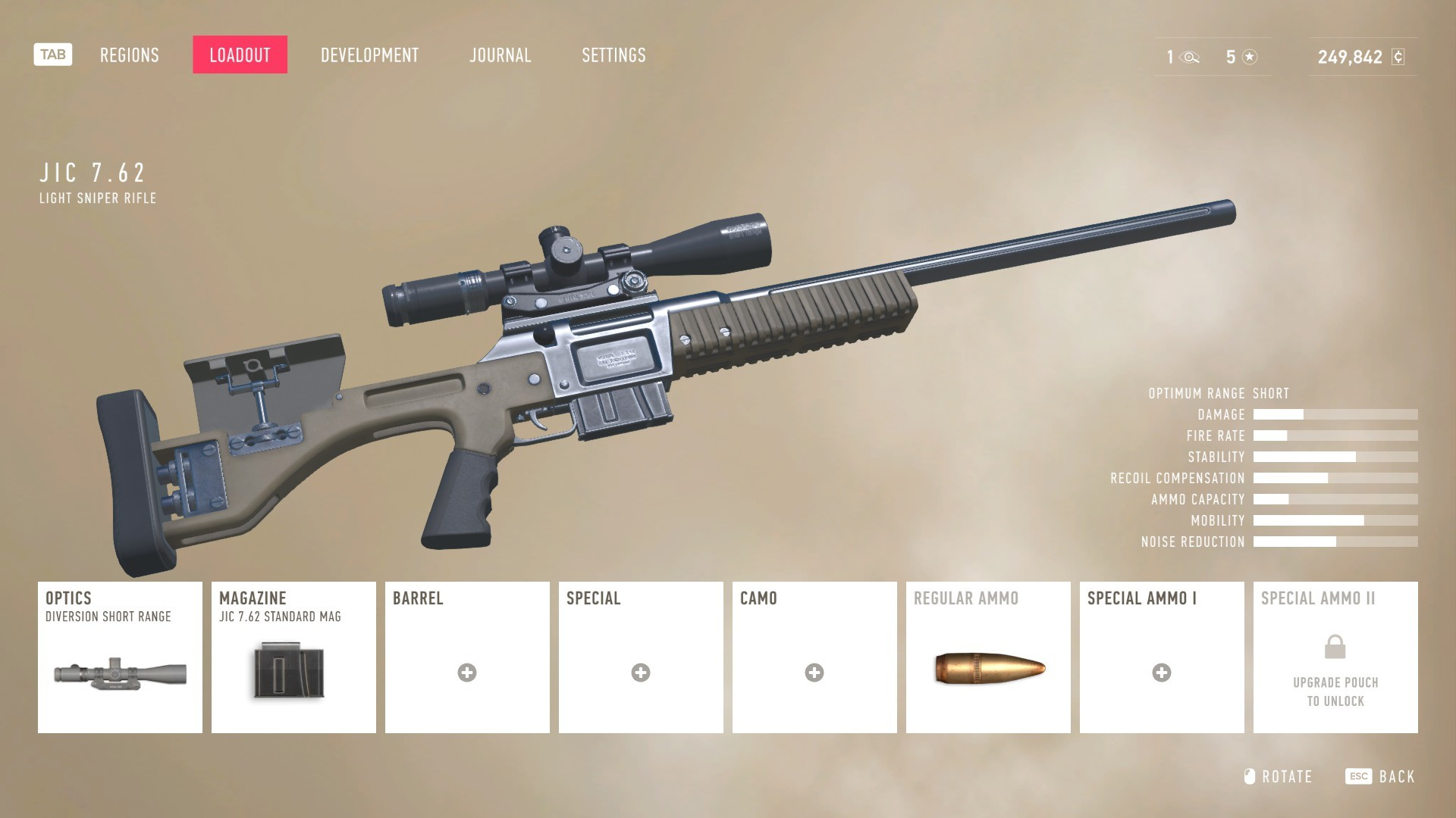 A Detailed Guide to the Sniper Rifles of SGWC2 image 11