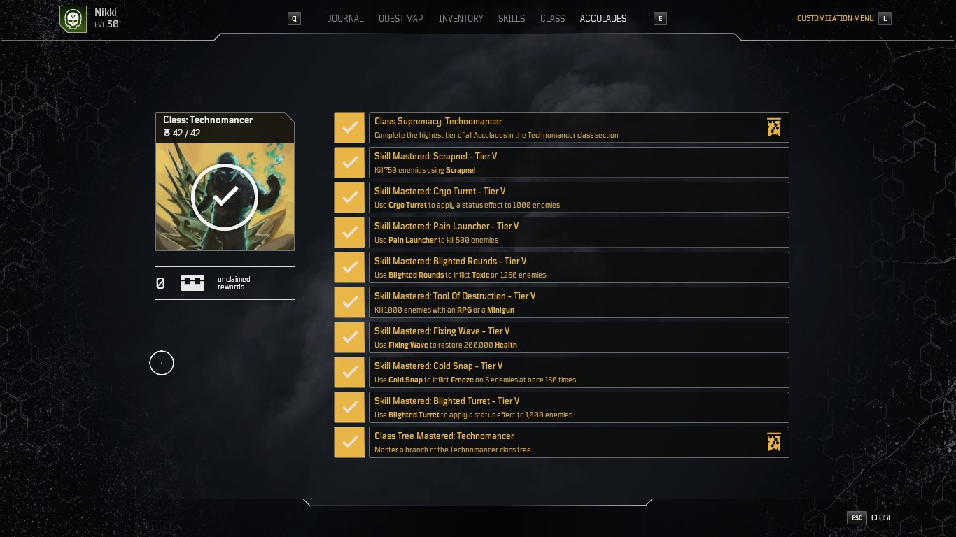 OUTRIDERS Achievements guide image 155