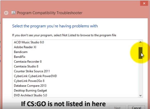 Steam Community :: Guide :: how to fix CS:GO Failed to