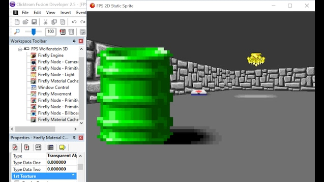 Steam Workshop :: Firefly - FPS - (3) 2D Static Sprite