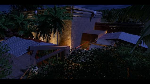 Steam Workshop Templo Del Fuego Port Aventura