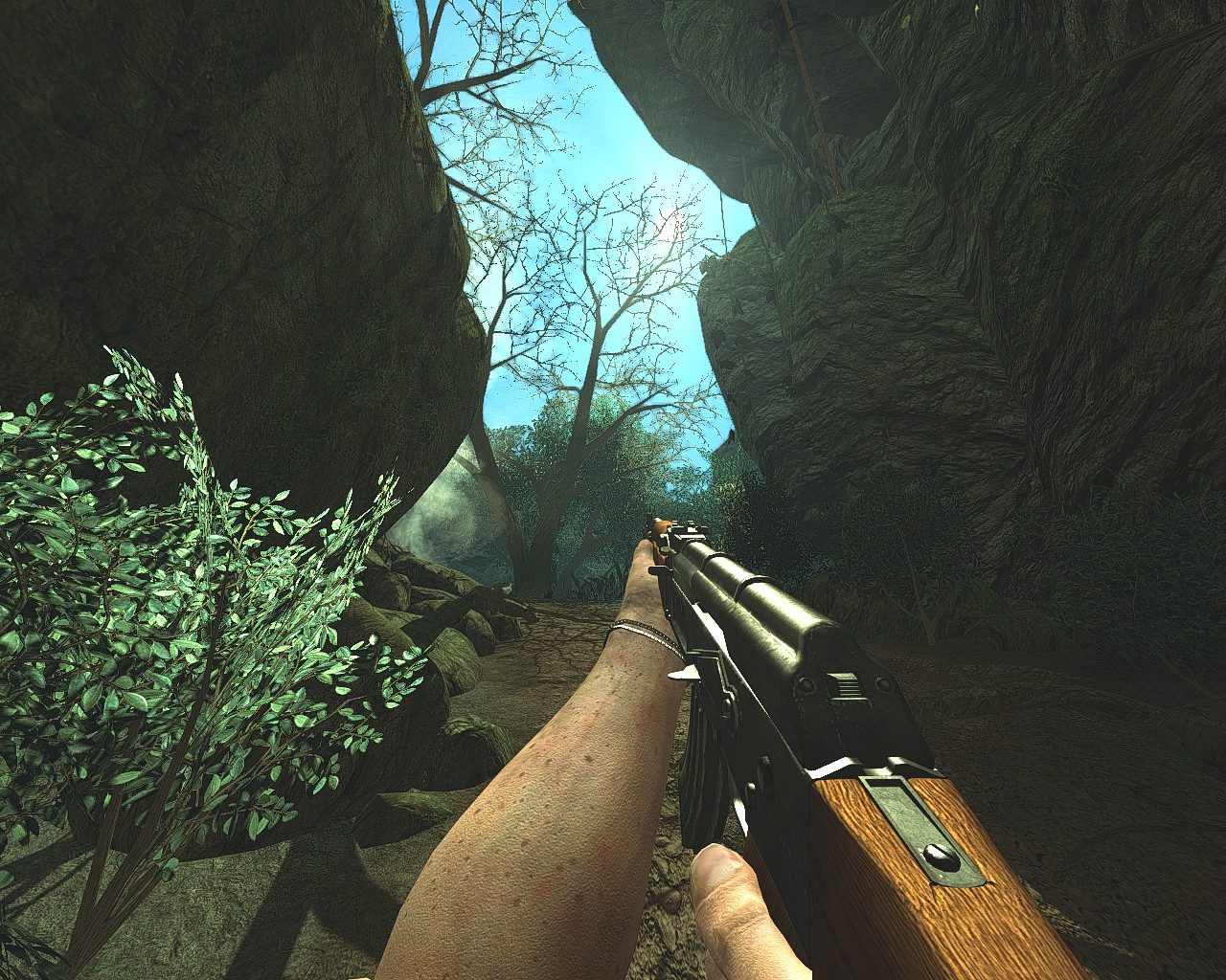 is there an fov fix out there that works for far cry 1 03
