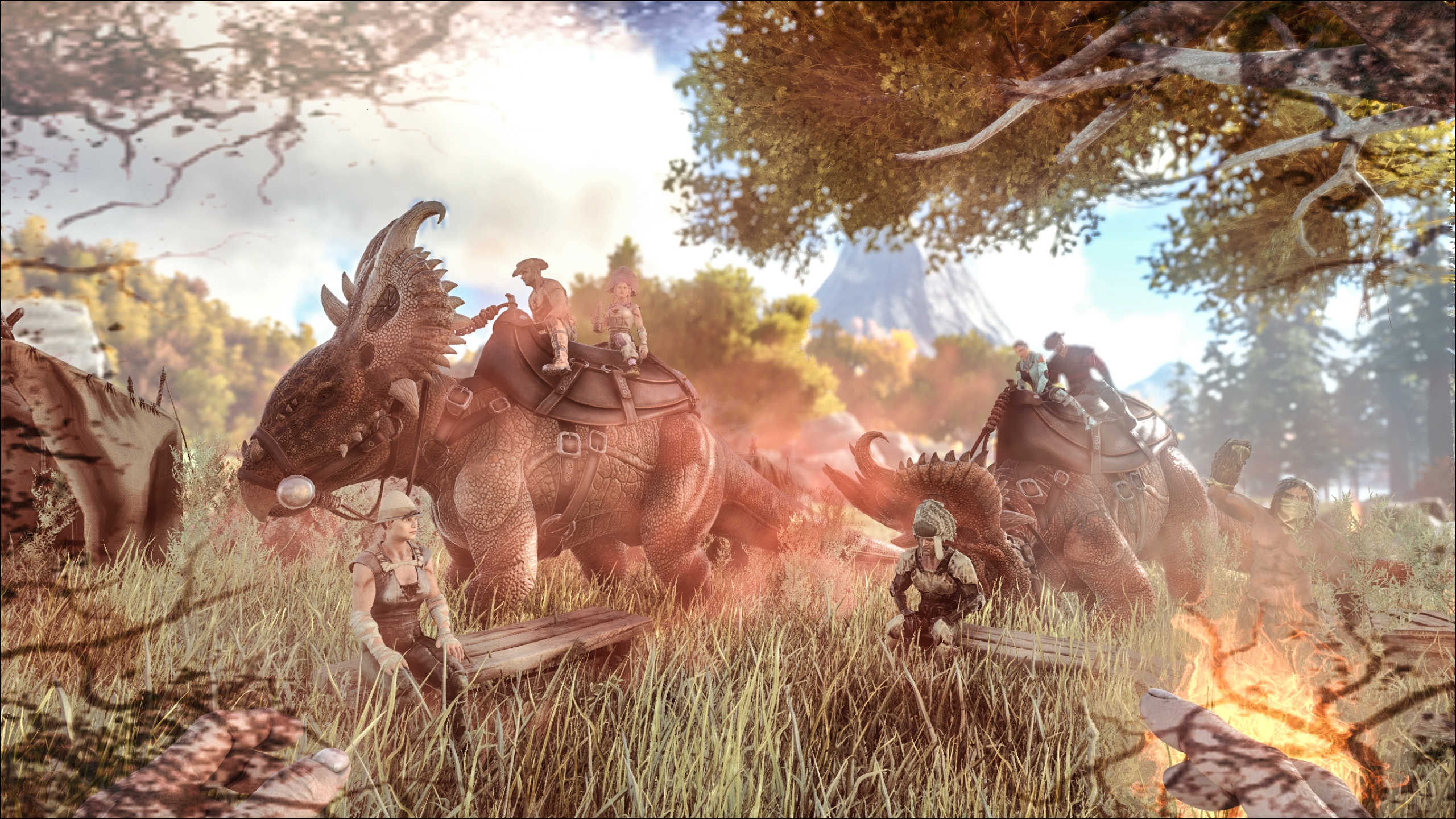 ARK: Survival Evolved :: Patch 252: Achatina, Megalosaurus, Moschops