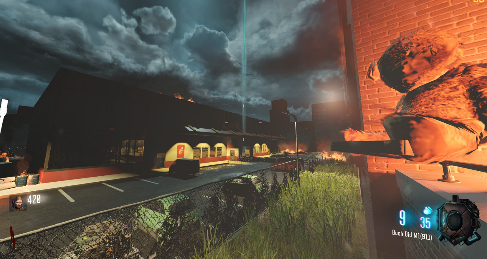 Release - Call of Duty: Black Ops 3 Custom Zombie Maps | McDonalds ...