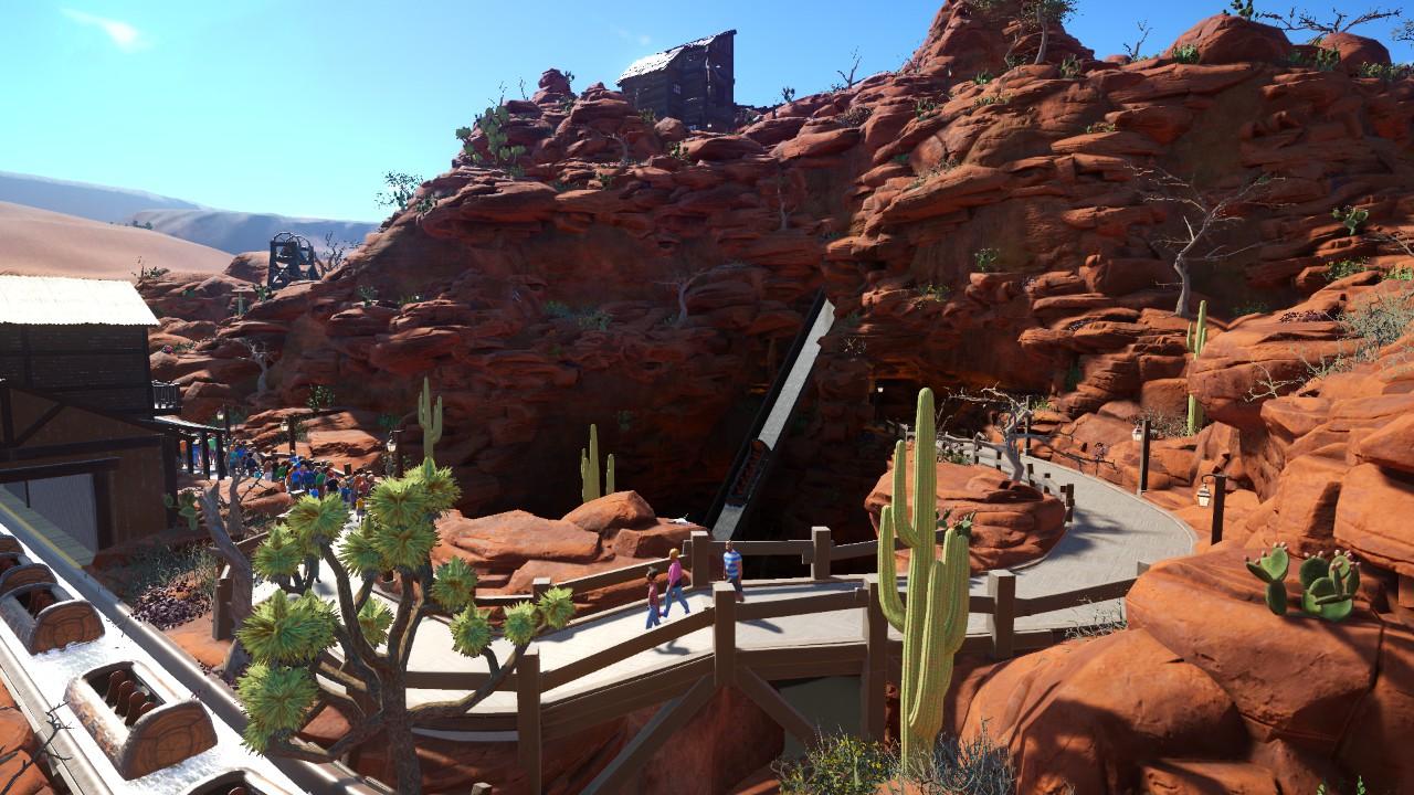 Red Rock Splash Mine