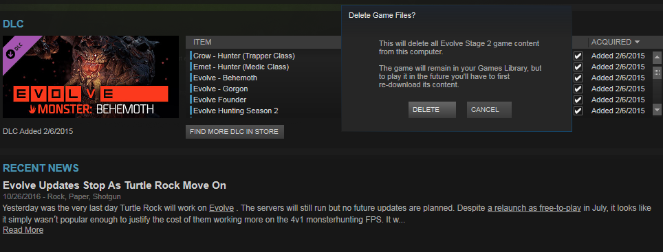 Steam Community :: :: Sad Day: I Guess It Is About Time :(