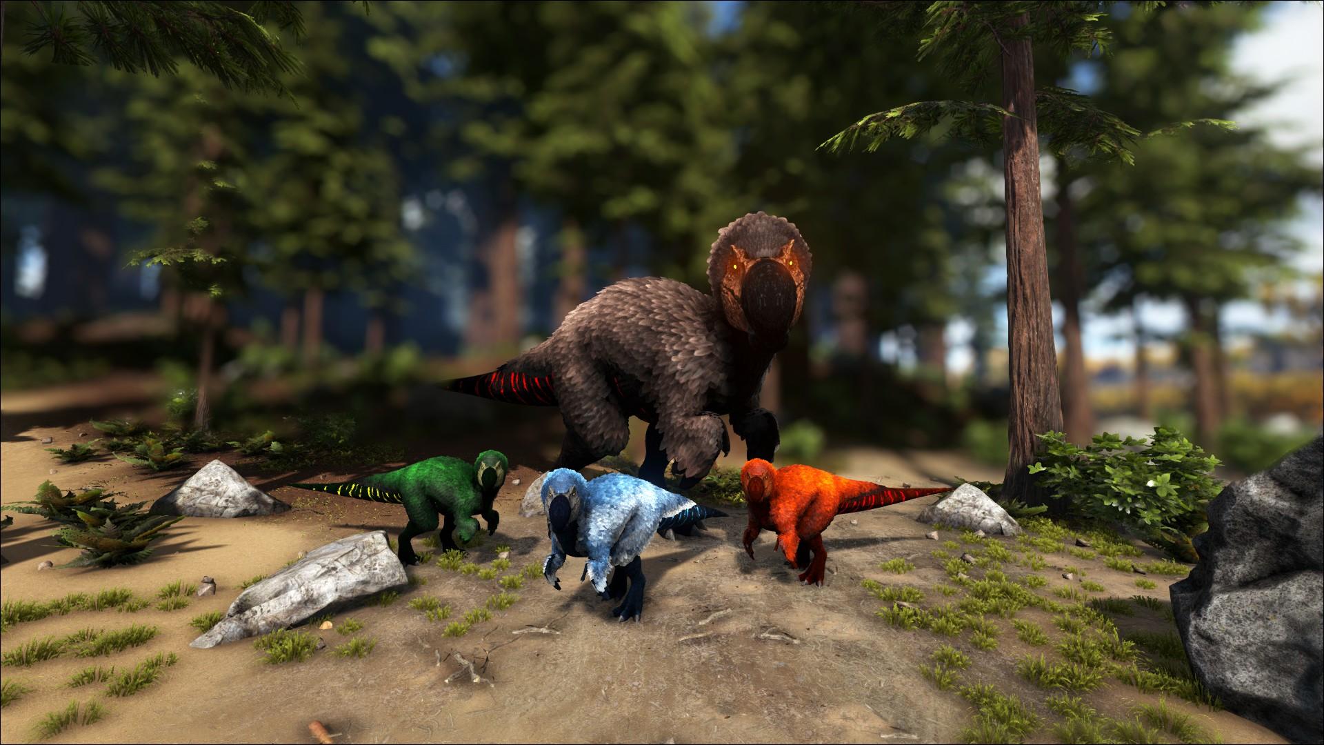 Steam Workshop :: Extinction Core