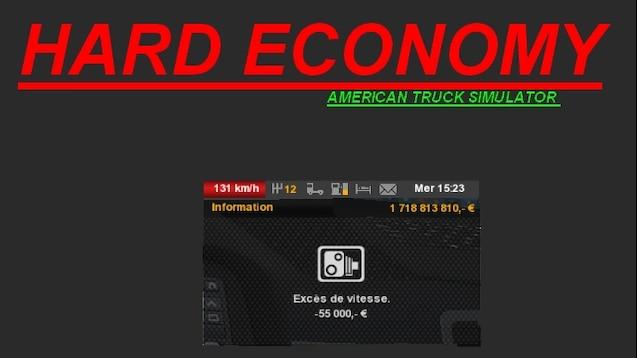 Steam Workshop :: Hard economy & bank (ATS)