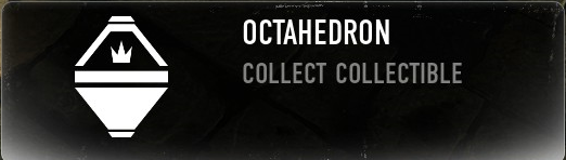 All Act 1 Story/Intel Octahedron Collectibles image 1