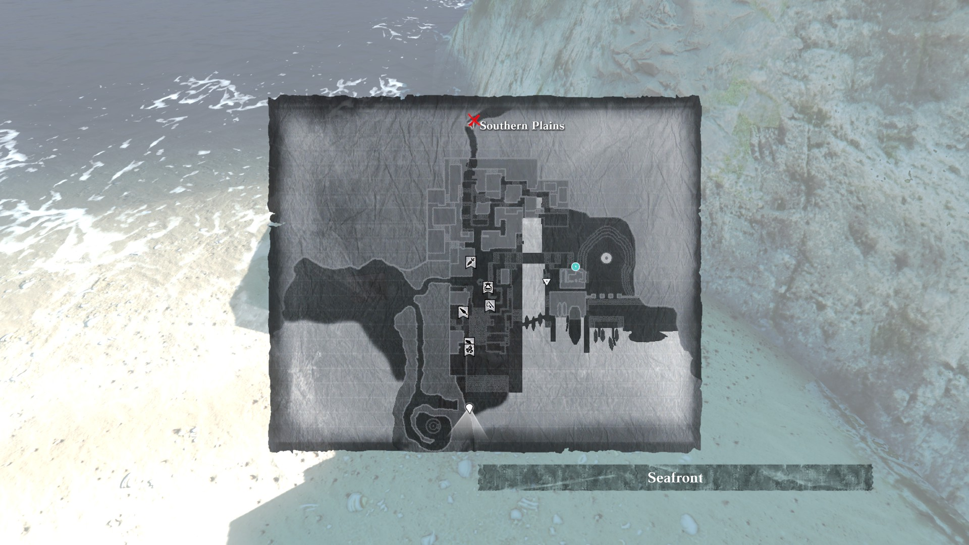 Material locations & tips to Upgrate your Weapons image 11