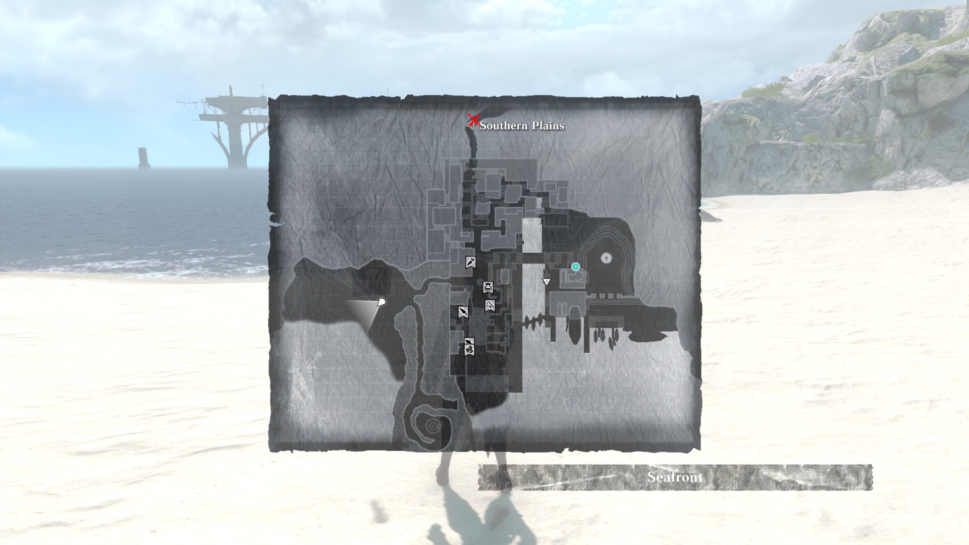 Material locations & tips to Upgrate your Weapons image 13