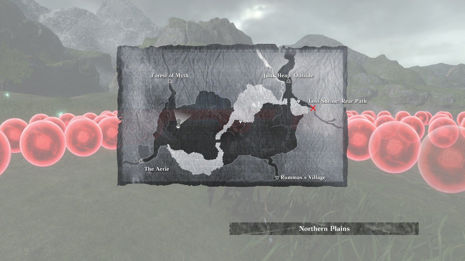 Material locations & tips to Upgrate your Weapons image 122