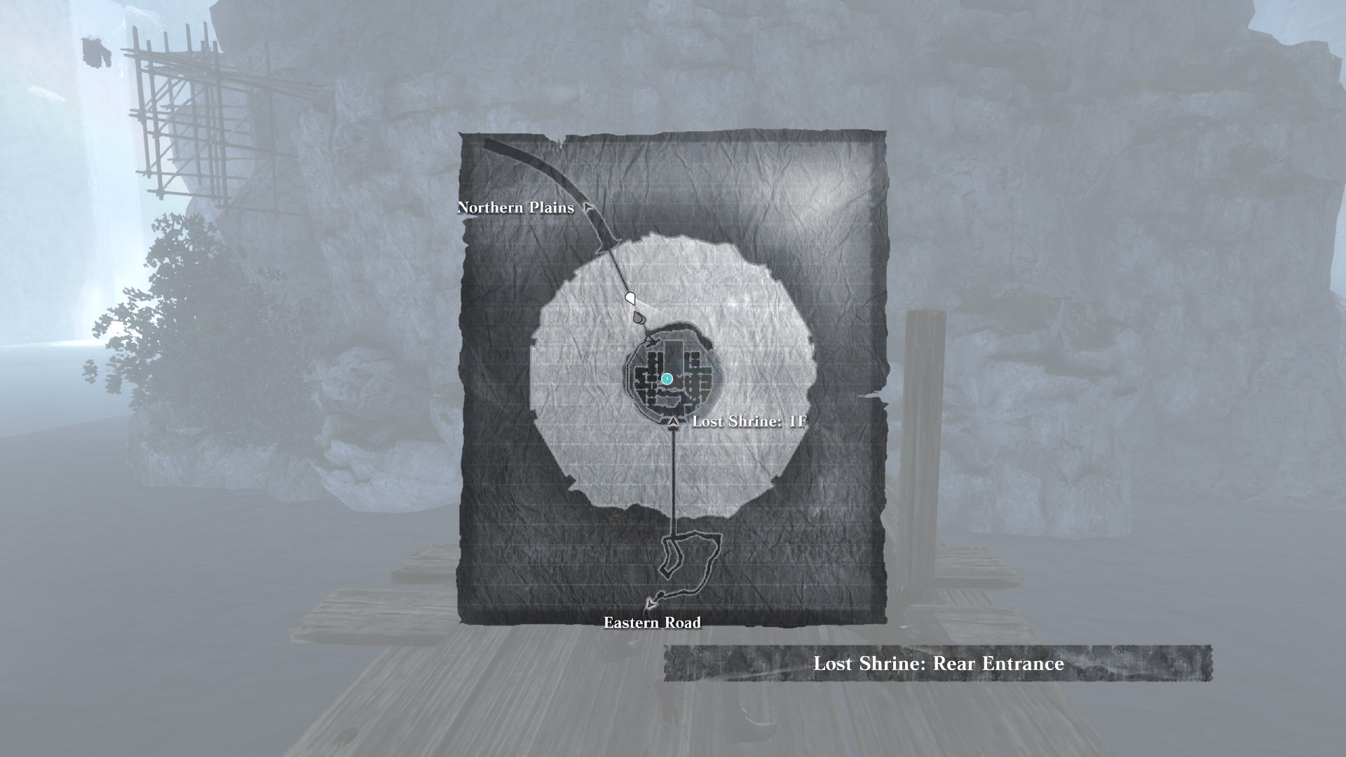 Material locations & tips to Upgrate your Weapons image 229