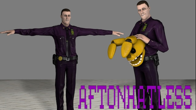William Afton Five Nights at Freddy's - What is the truth?