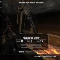 Dragonbone Special Arrows (EN translation)画像