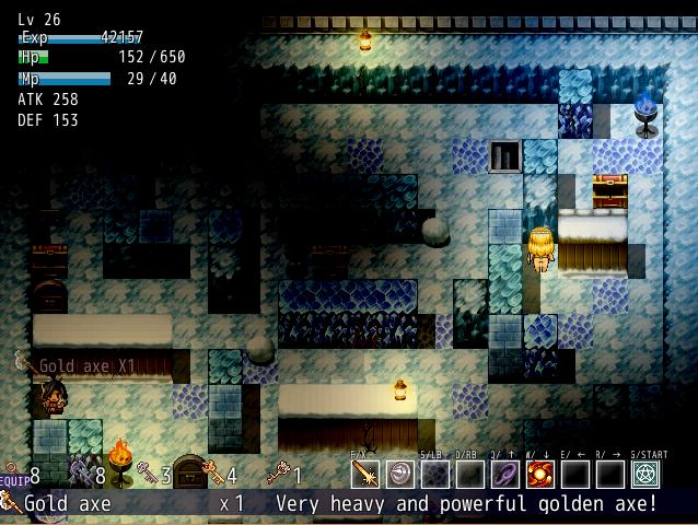 evil maze layer 4