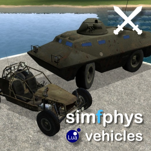[simfphys] armed vehicles