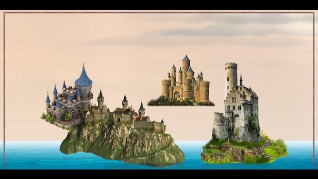 Castle Mania >> Steam Workshop Castle Mania 1 Cavern