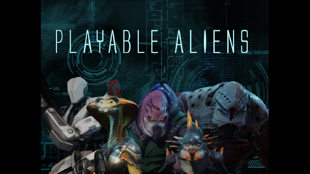Playable Aliens (LW2 Compatible) - Skymods