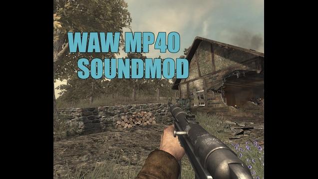 cod waw mods