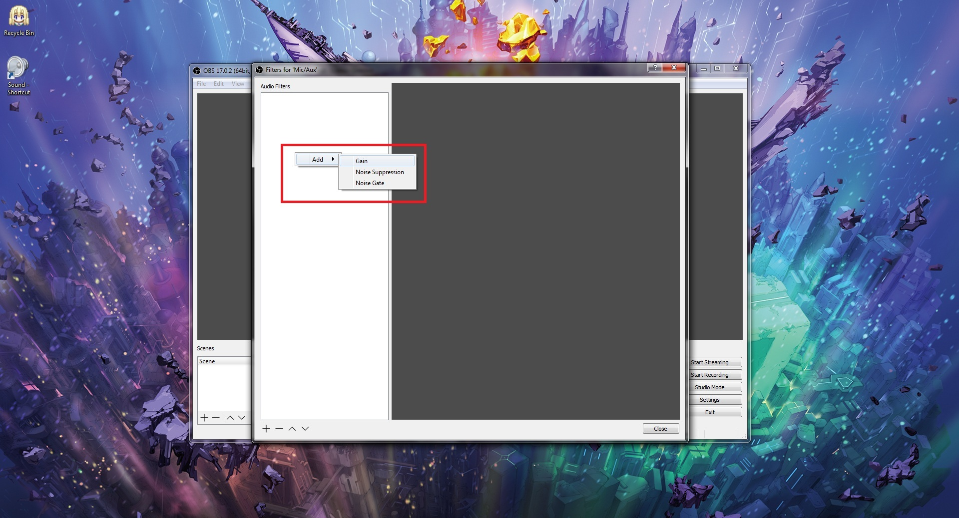 Steam Community :: Guide :: How to config OBS Classic / OBS
